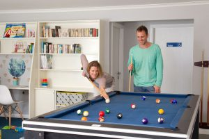 Blueys Retreat - Clubhouse Pool Table