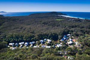 Blueys Retreat - Location