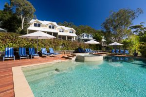 Blueys Retreat - Swimming Pool